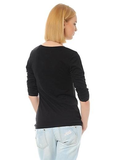 Loox Tişört Siyah